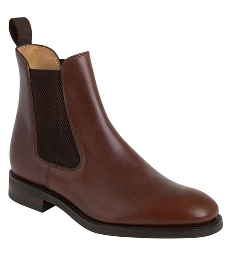 Handmade Boots Uk - galloway chelsea boot by hoggs of fife handmade boots