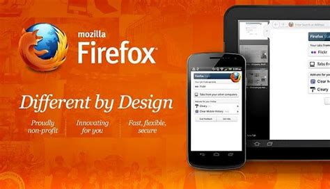 www firefox for android firefox browser for android updated to version 31 what s new