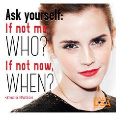 emma watson quote if not now when the day you decide to do it is your lucky day japanese