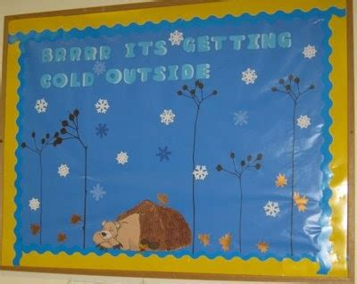 kreative resources our winter bulletin board