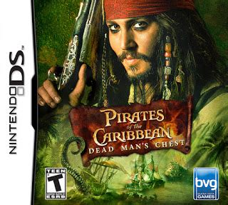 pirates of the caribbean dead man s chest rom for drastic