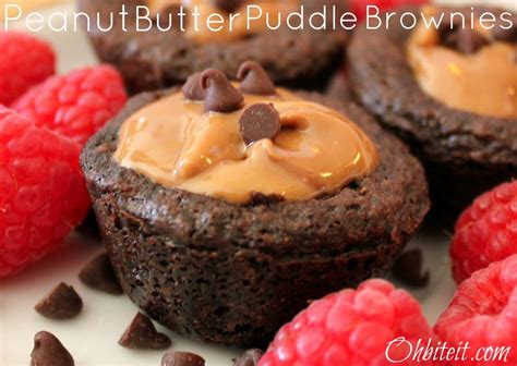 M M Peanut By Food And Such peanut butter puddle brownies oh bite it