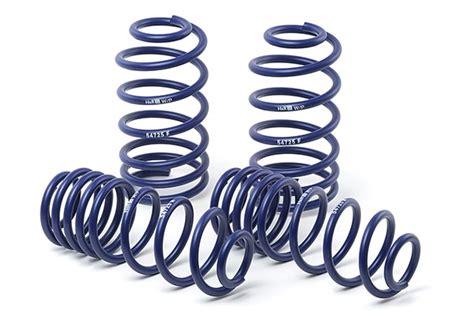 h r lowering springs h r sport lowering coil springs free shipping