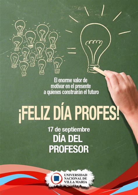 imagenes feliz dia profesor 17 de septiembre quot d 237 a del profesor quot u n v m