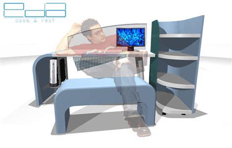 designboom desk eda desk and rest designboom com