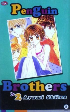 mistletoe the brothers volume 2 books penguin brothers vol 2 by ayumi shiina reviews