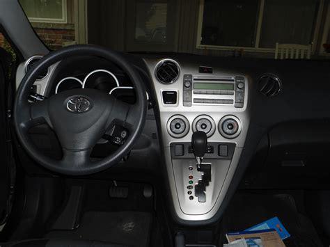 2009 toyota matrix interior pictures cargurus