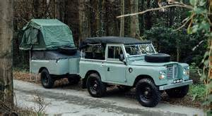 1982 land rover series 3 with cing trailer hiconsumption