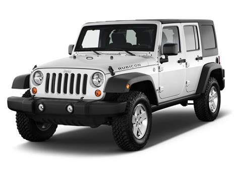 2012 Used Jeep Wrangler Image 2012 Jeep Wrangler Unlimited 4wd 4 Door Call Of