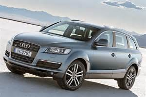 2007 audi q7 overview cars