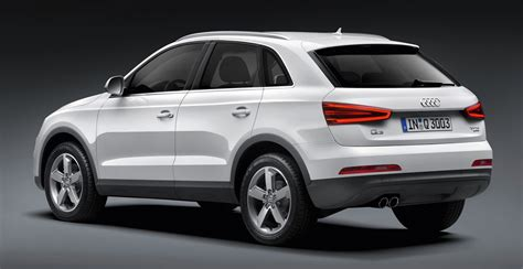 Audi Q3 Information by Audi Q3 Information And Photos Momentcar
