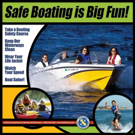 boat safety rules publications