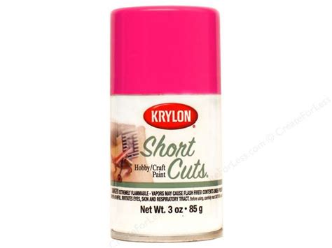 pink spray paint color