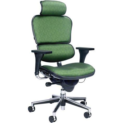 Raynor Chairs by Raynor Ergohuman Chair Custom Fabric Chair With Headrest