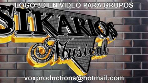 imagenes para logos musicales logos para grupos musicales 3d modelado logos youtube