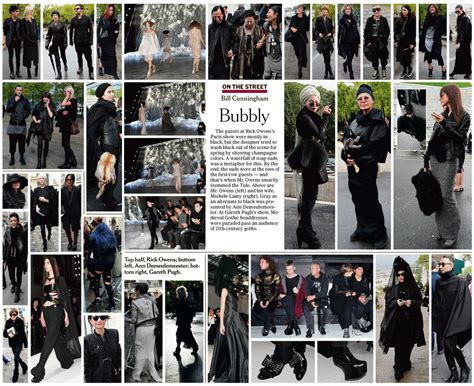 Style In The Ny Times by Why Everyone Should Quot Bill Cunningham New York