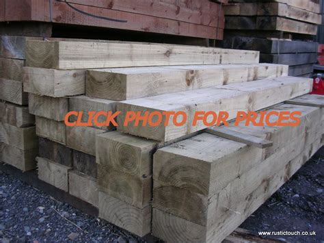 New Sleepers Railway Sleepers New Reclaimed Railway Sleepers