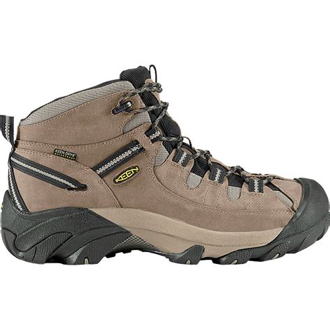 mens mid hiking boots keen targhee ii mid hiking boot wide s ebay