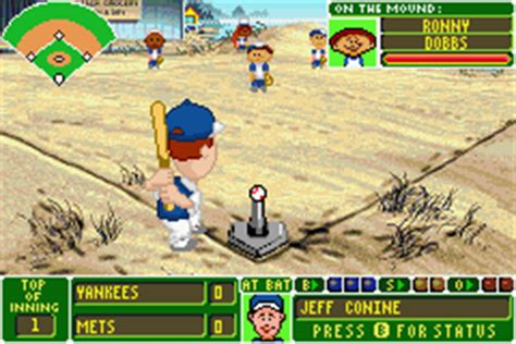 Backyard Baseball Rom Backyard Baseball U Venom Rom