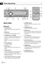 i need the wiring diagrams for the pioneer deh 1300mp pioneer deh p2900mp support