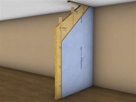 sound insulation gypsum board walls using gypsum wallboard for acoustic construction