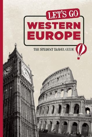 let s go europe 2018 the student travel guide books let s go western europe the student travel guide by