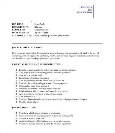 sle resume for prep cook description prep cook ideas dishwasher resume
