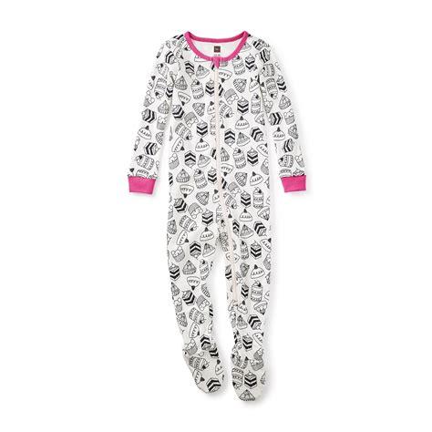 tea pajamas bonnach baby pajamas tea collection