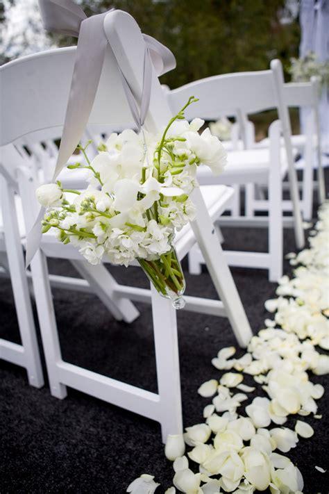Flower Posies Weddings by Aisle Chair Flower Posies Wedding Elizabeth Designs