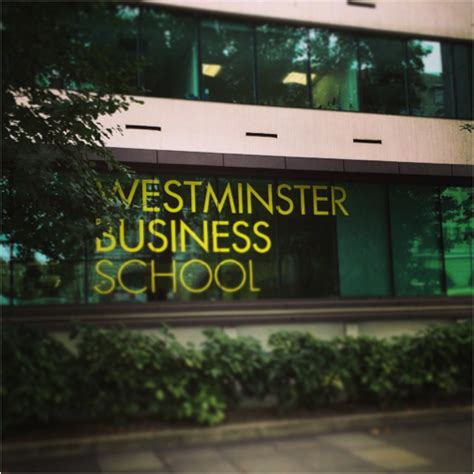 Mba Ma Communications by Westminster Business School Westminster Business