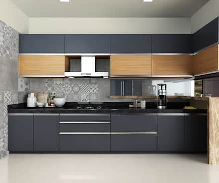 Interior Design For Attached Kitchen by Modern Style Kitchen Design Ideas Pictures Homify
