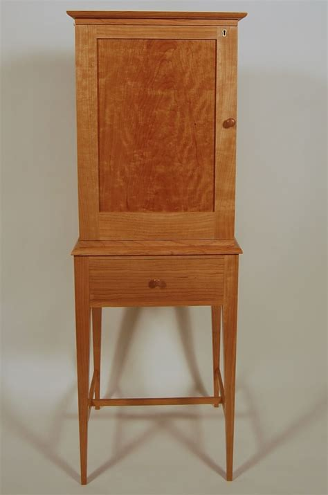 custom made jewelry armoire hand made jewelry armoire by myrtle grove furniture