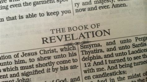 revelation through history books a travel through the book of revelation chapter 1