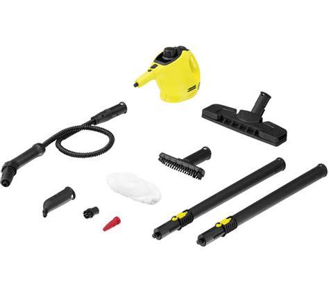 Karcher Sc1 Premium Steam Cleaner Buy Karcher Sc1 Premium Steam Cleaner Yellow Black Free Delivery Currys