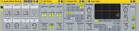 ableton apc40 dj template m audio