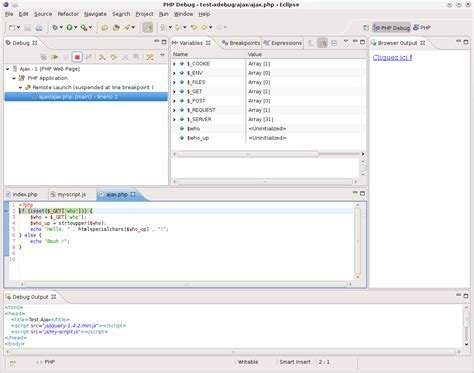 configure xp with eclipse pdt eclipse php debugger phpsourcecode net
