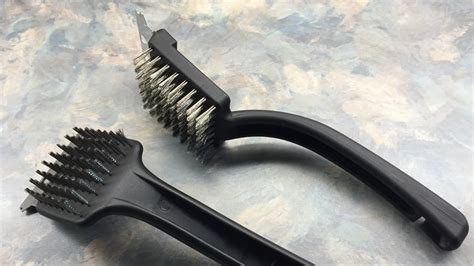Wire bristle BBQ brush incident reports more than double