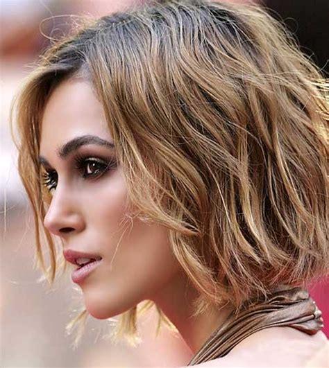 hairstyles shorter in back bob hairstyles curly 20 keira knightley bob haircuts bob hairstyles 2017