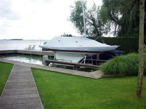 boten lift 4 6 post hooch watersport bootliften en boothuizen