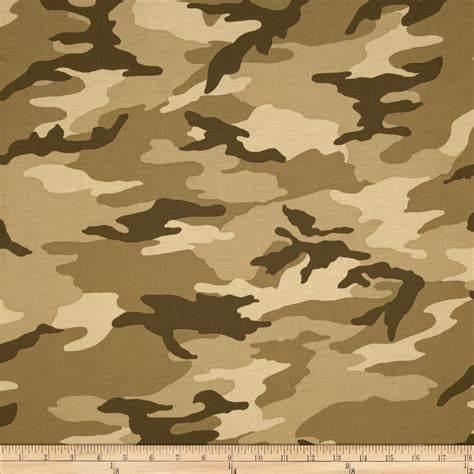 camo upholstery fabric camo army camo tan fabric by windham in usa