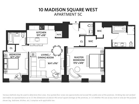 10 madison square west floor plans 10 madison square west floor plans gurus floor
