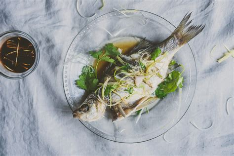 new year steamed fish new year whole steamed fish 清蒸鱼 187 betty l