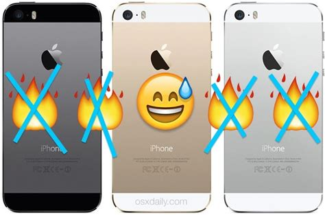 3 to prevent iphone overheating temperature warnings