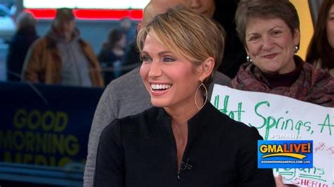 amy robach bald amy robach cancer diagnosis treatment new haircut due to