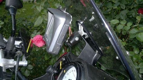 Navi Halterung Motorrad Stummellenker by Navihalterung Stummellenker Navigationsger 228 Te