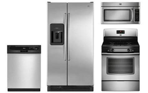 maytag kitchen appliance packages maytag stainless steel appliance package abt com