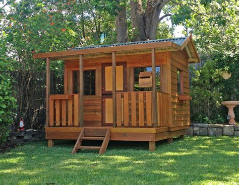 elevated cubby house plans queenslander cubby house australian made backyard autos post
