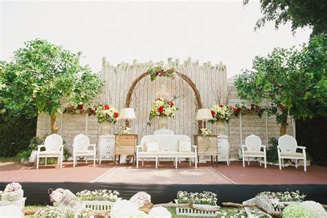 wedding decoration bandung bandung wedding rehana mario antijitters photo