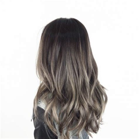 ash brown hair can be a cool idea to put on if you
