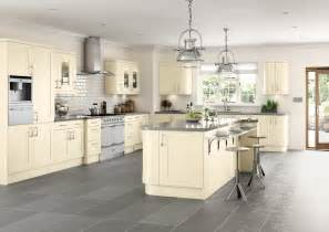 Ivory Shaker Kitchen Cabinets Cartmel Ivory Painted Mastercraft Kitchens